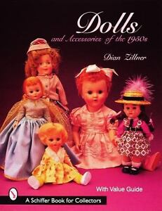 Dolls and Accessories of The 1950s by Di...
