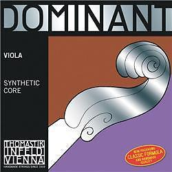 "Dominant Viola String Set 15-16 1/2"" Medium in Musical Instruments & Gear, Other 