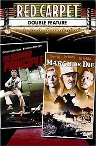 Domino Principle/March or Die (DVD, 2006...