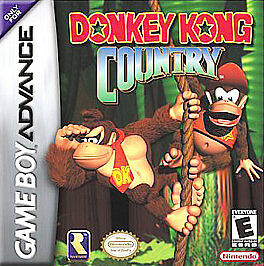 Donkey Kong Country  (Nintendo Game Boy ...