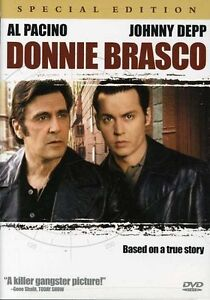 Donnie Brasco (DVD, 2000, Special Collec...