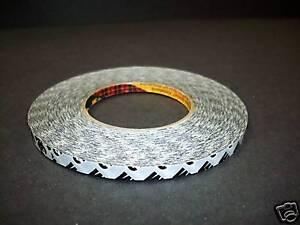 Doppelseitiges klebeband 3m 9086 50m x 9 mm breit ebay for Schlafzimmerschrank 3 50 m breit