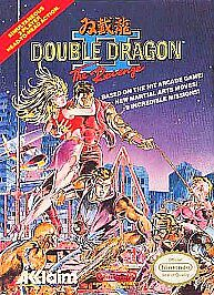 Double Dragon II: The Revenge  (Nintendo...