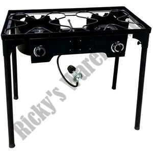DOUBLE RING CAMPING GAS STOVES - Stoves Cookers