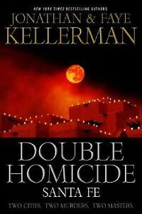 Double Homicide by Jonathan Kellerman an...