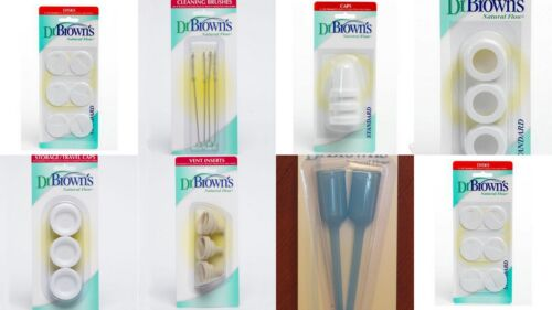 Dr Brown's Replacement Parts for Natural Flow Standard Neck Bottles, NEW in Baby, Feeding, Baby Bottles | eBay