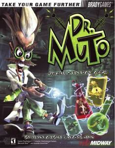 Dr. Muto Official Strategy Guide by Alan...