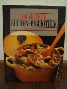 Dr-Oetker-Kuechen-Bibliothek-Suppen-Eintoepfe-Auflaeufe-ISBN-3-7670-0604-9