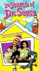 Dr. Seuss - In Search of Dr. Seuss (VHS,...