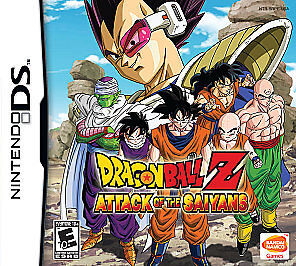 Dragon Ball Z: Attack of the Saiyans  (N...