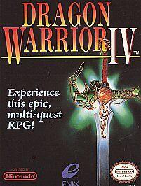 Dragon Warrior IV Nintendo, 1992