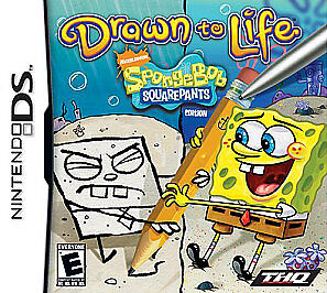 Drawn to Life: SpongeBob SquarePants Edi...