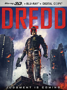 Dredd 3D (Blu-ray/DVD, 2013, Canadian; 3D) BRAND NEW, FAST SHIPPING in DVDs & Movies, DVDs & Blu-ray Discs | eBay