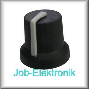 Drehknopf-Potiknopf-Drehknoepfe-Stellknopf-Einstellknopf-fuer-6mm-Achse-s3sg