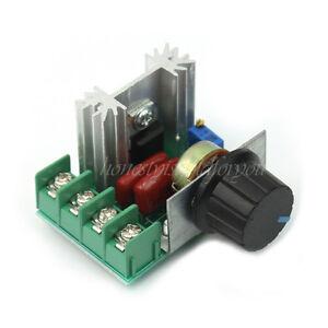 Drehzahlregler-Speed-Motor-PWM-Controller-Kontroller-Regler-Schalter-Dimmer