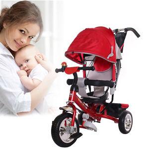 Dreirad-Kinder-mit-Dach-Lenkstange-Kinderdreirad-Fahrrad-Baby-Kleinkinder-SALE-f