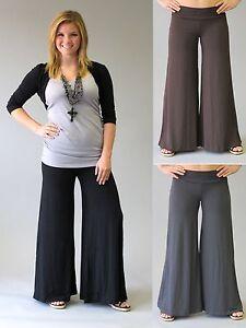 Palazzo pants with tops