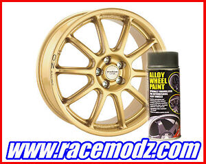drift gold e tech car alloy wheel spray paint 400ml can chip resistant. Black Bedroom Furniture Sets. Home Design Ideas