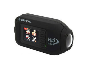 Drift Innovation HD Camcorder - Black