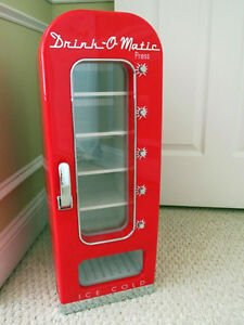 drink o matic vending machine
