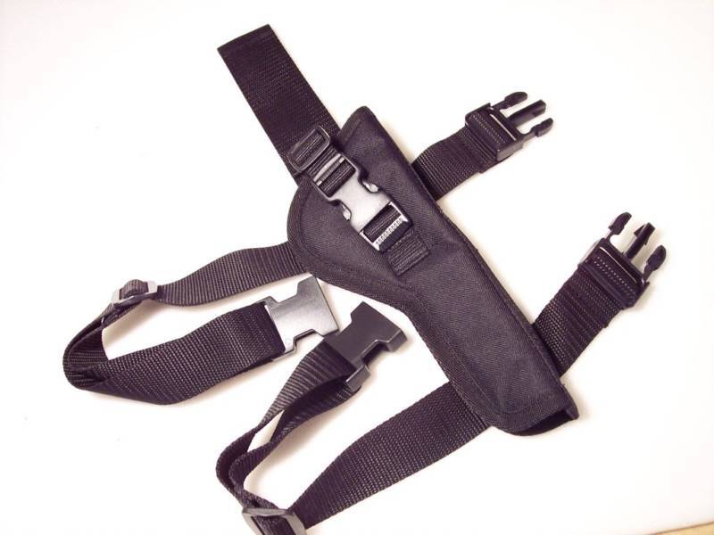 Hunting RIGHT Hand DROP LEG Holster for the ROSSI RANCH HAND with a