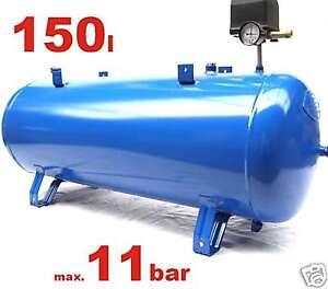 druckluftbehaelter druckbehaelter 150 l kompressor kessel. Black Bedroom Furniture Sets. Home Design Ideas