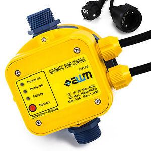 Druckschalter-AM129-Pumpensteuerung-Pumpenschalter-Hauswasserwerk-Druckwaechter