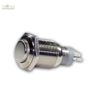 Druckschalter-Metall-max-230V-3A-Schalter-1-polig-An-Aus-schaltend-rund