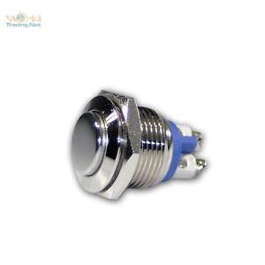 Drucktaster-Vollmetall-230V-3A-Offner-Taster-Tastknopf