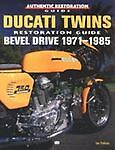 Ducati Bevel Twins Restoration Guide by Falloon 750, 860, 900 !! NO RESERIVE !! in Books, Nonfiction | eBay