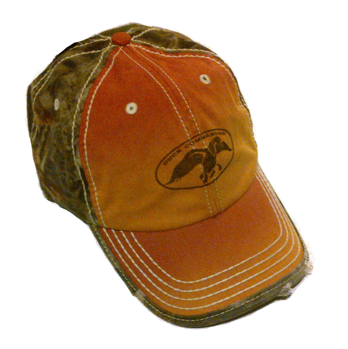 Duck Commander Orange Camo Baseball Cap Hat Duck Hunting Duck Dynasty 069046251ac4