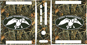 Duck Dynasty Duck Commander Xbox 360 Grass Camo Wrap Skin Decal | eBay