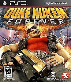 Duke Nukem Forever  (Sony Playstation 3,...
