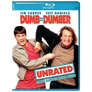 Dumb and Dumber (Blu-ray Disc, 2008)