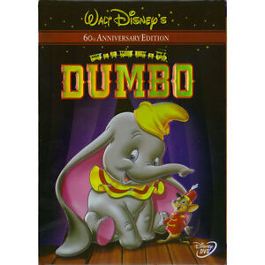 Dumbo (DVD, 2001, 60th Anniversary Editi...