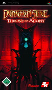 Dungeon Siege II: Throne Of Agony (Sony ...
