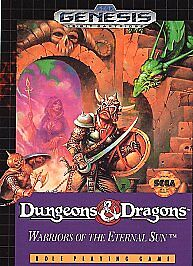Dungeons & Dragons: Warriors of the Eter...