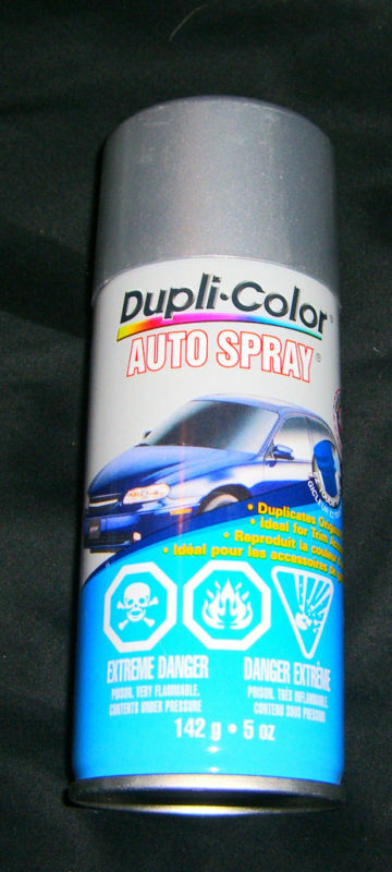 silver metallic dsgm340 car auto spray touch paint can 5. Black Bedroom Furniture Sets. Home Design Ideas