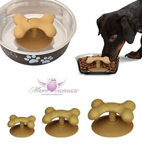 dura doggie gobble stopper einsatz f r anti schling napf hunde langsam fressen ebay. Black Bedroom Furniture Sets. Home Design Ideas