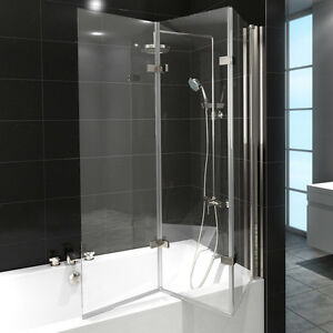 duschwand glas badewanne eck das beste aus wohndesign. Black Bedroom Furniture Sets. Home Design Ideas