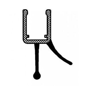 duschdichtung 6 8 mm glasst rke schwallschutz wasserabweisprofil duschkabine ebay. Black Bedroom Furniture Sets. Home Design Ideas