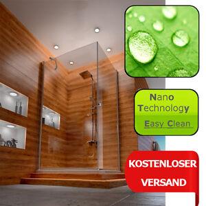 duschkabine duschabtrennung dusche bad free space 80x80 90x90 80x100 80x120 ebay. Black Bedroom Furniture Sets. Home Design Ideas