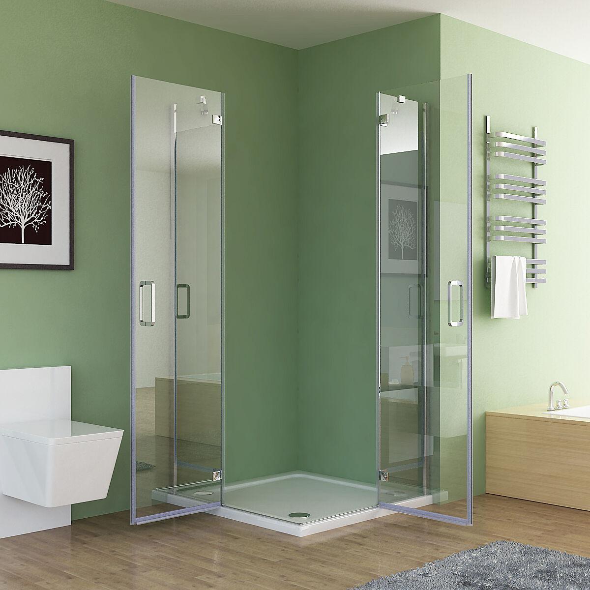 duschkabine eckeinstieg dusche faltt r duschwand. Black Bedroom Furniture Sets. Home Design Ideas