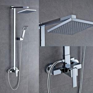 Duschkopf-Regendusche-Regenduschkopf-Duschsystem-Regenbrause ...