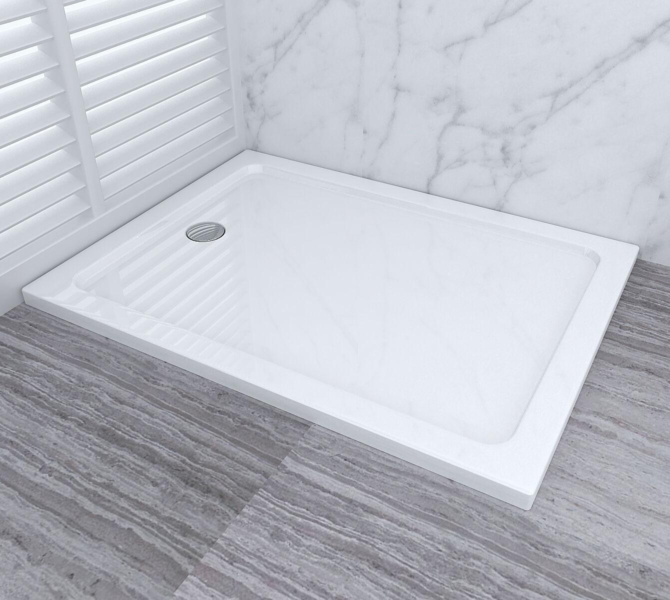 70 120 cm nischent r duschabtrennung duschwand dusche for Dusche ohne tasse