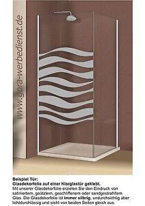 duschw nde duschkabinen satiniert glast r bad aufkleber. Black Bedroom Furniture Sets. Home Design Ideas