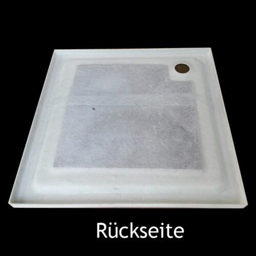 duschwanne acryl duschtasse dusche acrylwanne 40mm flach rechteck viertelkreis ebay. Black Bedroom Furniture Sets. Home Design Ideas