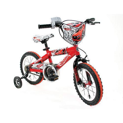 Dynacraft Hot Wheels 14 inch Rev BMX Bike Boys