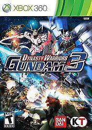 Dynasty Warriors: Gundam 3 (Microsoft Xb...