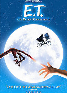 E.T. The Extra-Terrestrial (DVD, 2005, S...